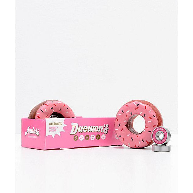 Andale Daewons Donuts Wax - Bearings - Spaces-ANDALE-Anchor Chief