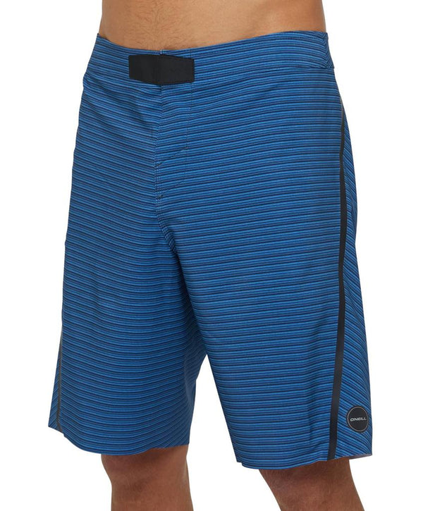 O'Neill Hyperfreak Hydro Comp Boardshorts - Bright Blue