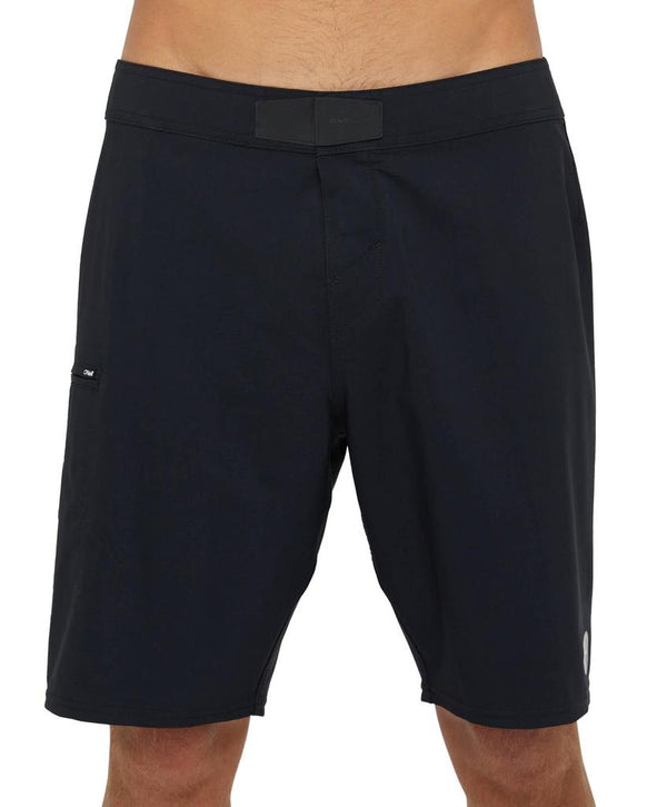 O'Neill Hyperfreak No Tie Boardshorts - Black