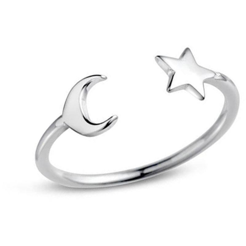 Midsummer Star Take Me To The Moon Ring-MIDSUMMER STAR-Anchor Chief