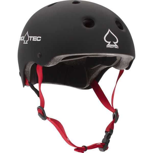Protec Classic Certified Helmet - Black-PROTEC-Anchor Chief