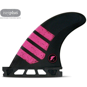 Futures F2 Thruster Alpha Series - Carbon/Pink-FUTURES-Anchor Chief