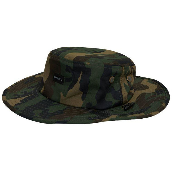 O'Neill Lancaster Hat - Camo-ONEILL-Anchor Chief