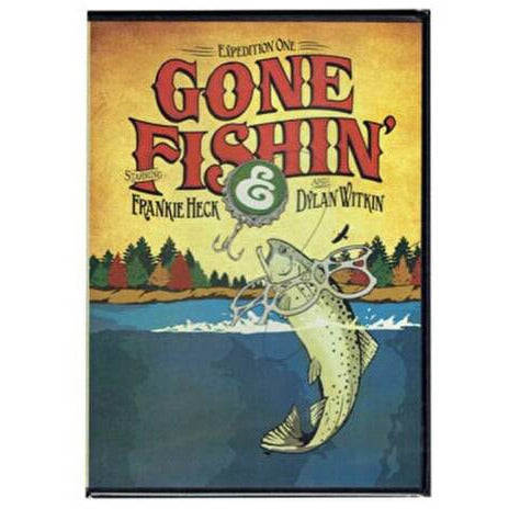 Gone Fishin DVD-EXPEDITION ONE-Anchor Chief