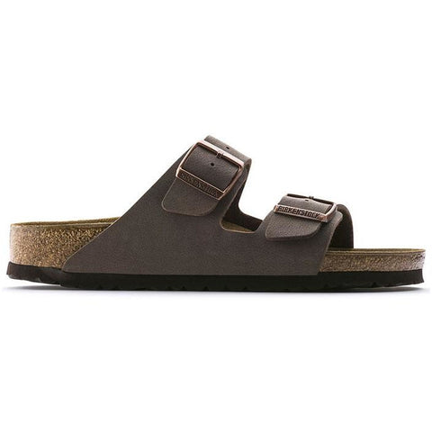 Image of Arizona Mocca Regular Soft Foot Bed-BIRKENSTOCK-Anchor Chief