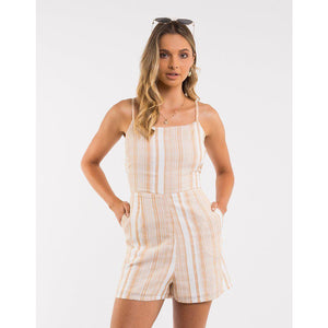 All About Eve Emeile Playsuit-ALL ABOUT EVE-Anchor Chief
