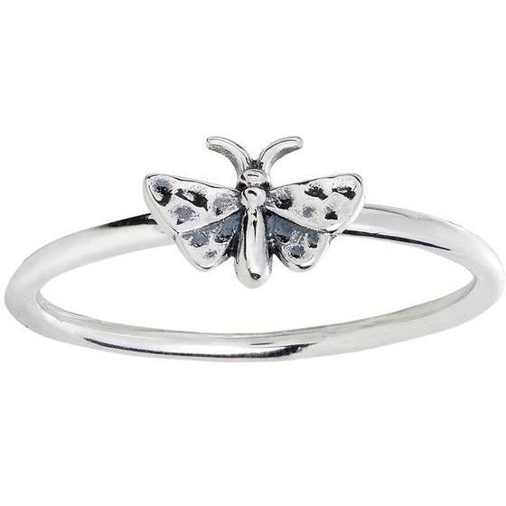 Midsummer Star Dancing Butterfly Ring-MIDSUMMER STAR-Anchor Chief
