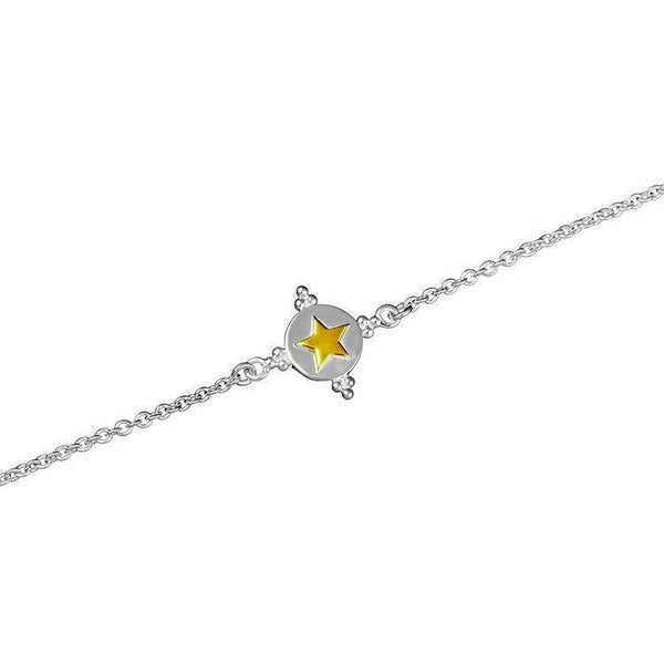 Midsummer Star Astral Medallion Bracelet-MIDSUMMER STAR-Anchor Chief