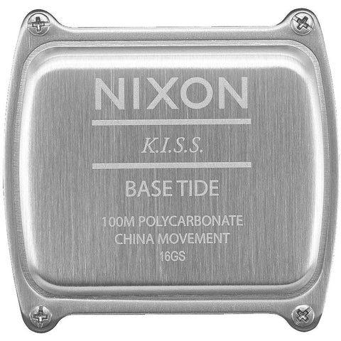 Image of Nixon Base Tide - Red-NIXON-Anchor Chief