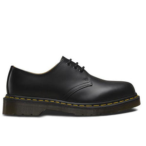 Dr. Martens 1461 3 Eye Shoe - Black Smooth