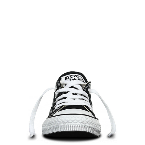 Converse Chuck Taylor Low Top - Black-CONVERSE-Anchor Chief