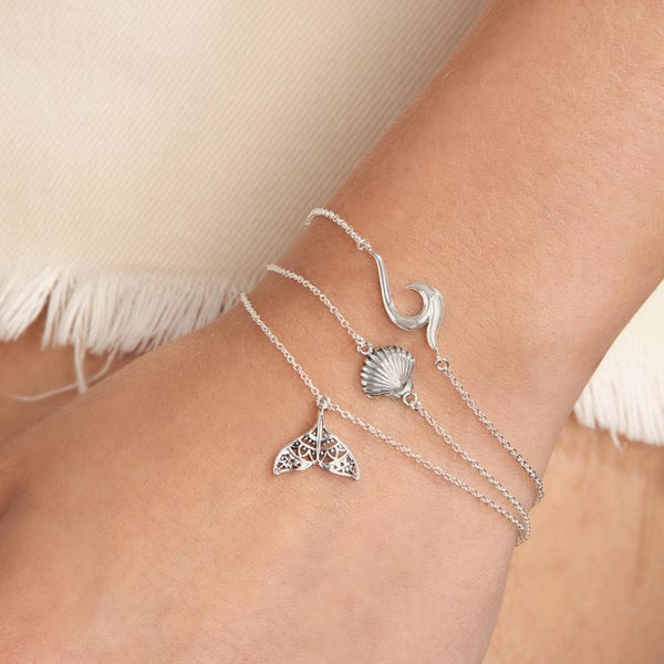 Midsummer Star Wave Bracelet-MIDSUMMER STAR-Anchor Chief