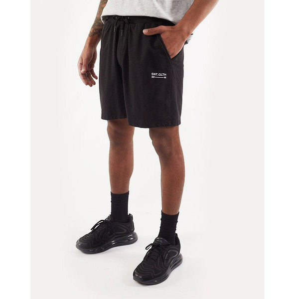 St Goliath Melrose Short - Black-ST GOLIATH-Anchor Chief