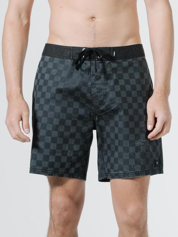 Thrills Infinite Boardshort - Black
