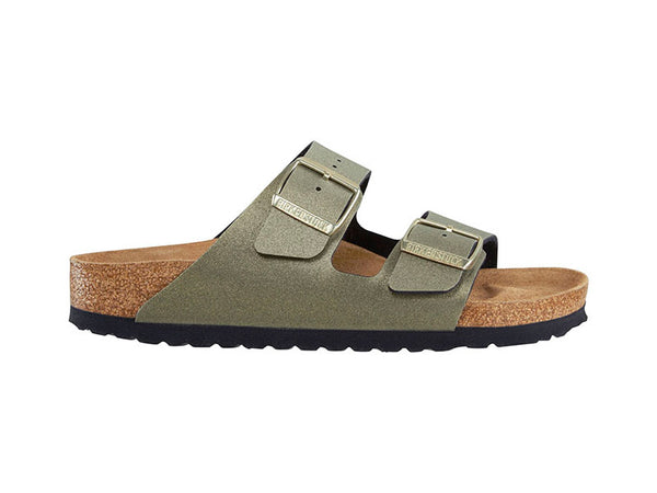 Birkenstock Arizona BS Regular - Icy Metallic Stone Gold-BIRKENSTOCK-Anchor Chief