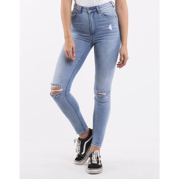 Silent Theory The Vice High Waist Skinny Jean-LADIES SILENT THEORY-Anchor Chief