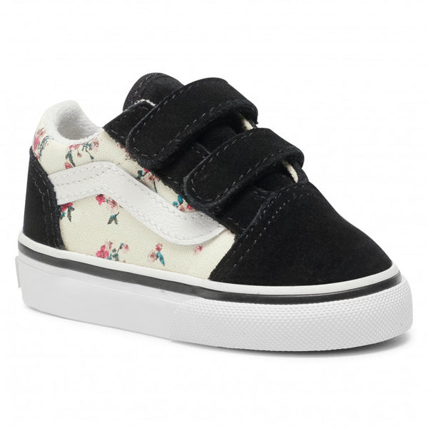 Vans Old Skool V Ditsy Floral - Classic White-VANS-Anchor Chief