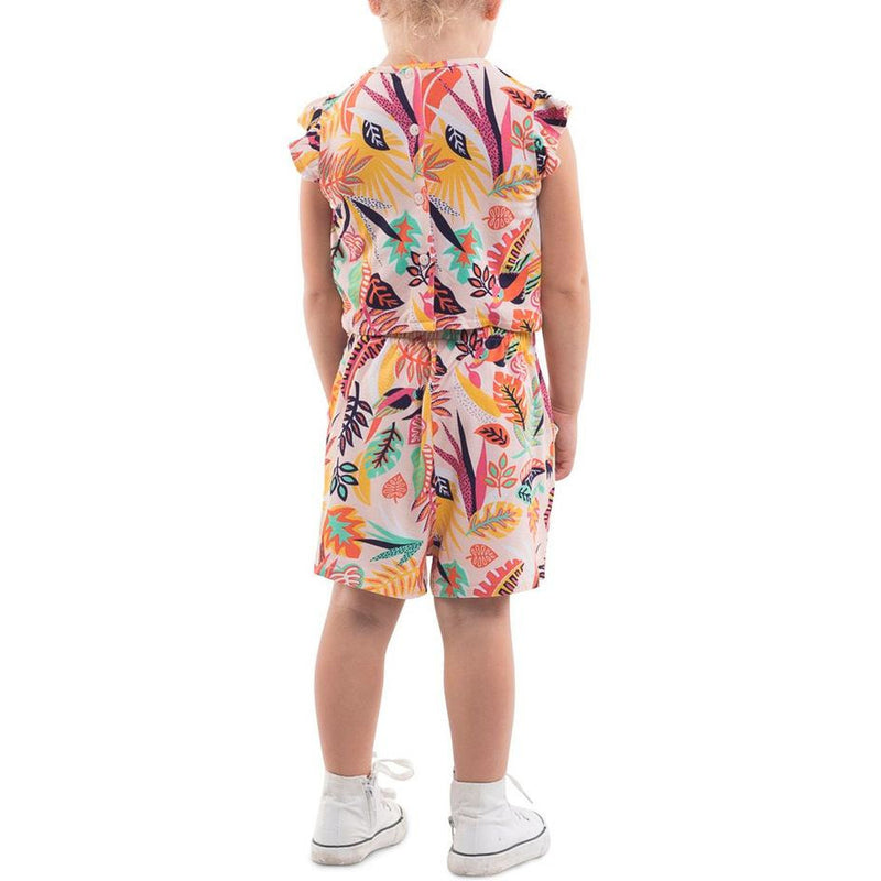 Eve's Sister Tropics Playsuit-EVE'S SISTER-Anchor Chief