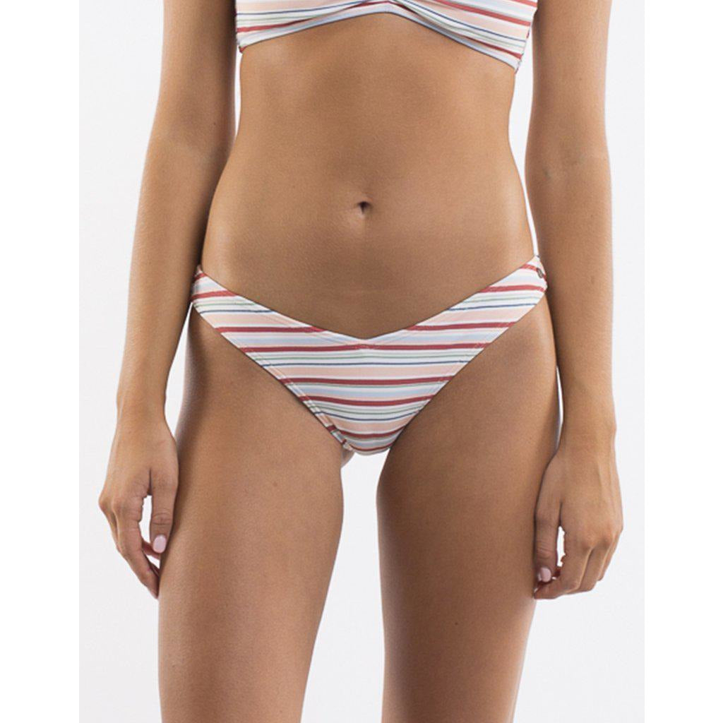 All About Eve Straight Ahead Hi Cut Bikini-ALL ABOUT EVE-Anchor Chief
