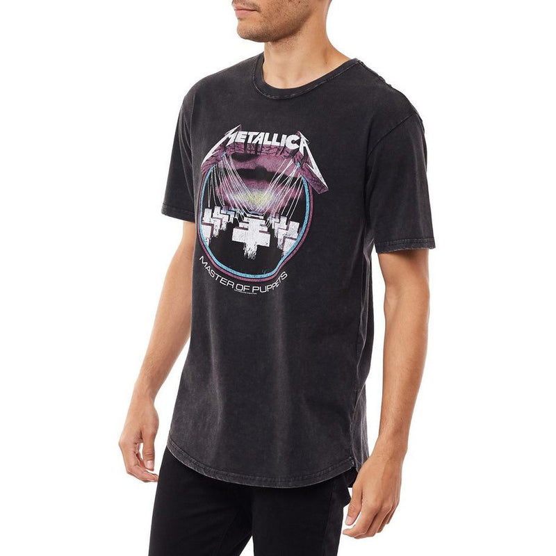 Sunnyville Metallica Puppets Tee-SUNNYVILLE-Anchor Chief