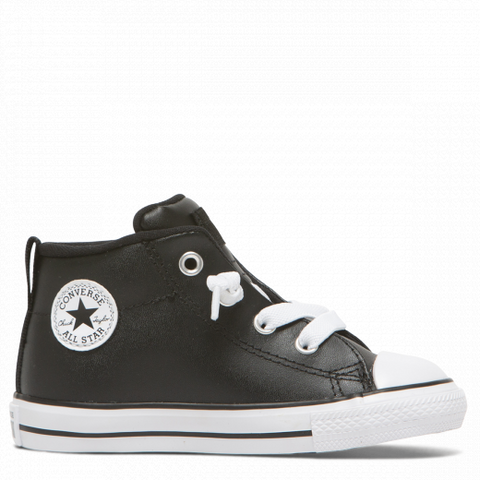 Converse Infant Chuck Taylor All Star Street Mid-CONVERSE-Anchor Chief