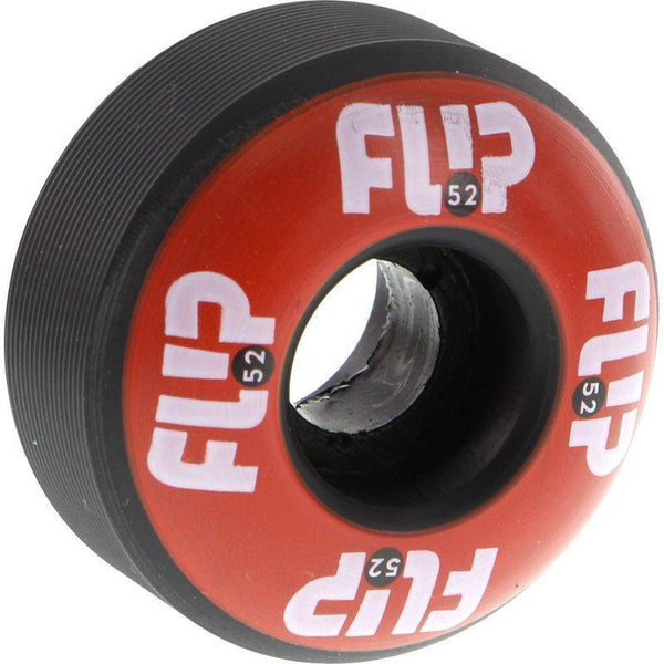 Flip Odyssey Logo Wheel. Red. 52mm-FLIP-Anchor Chief