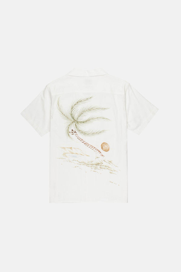 Rhythm The Breeze Shirt - White-MENS RHYTHM-Anchor Chief