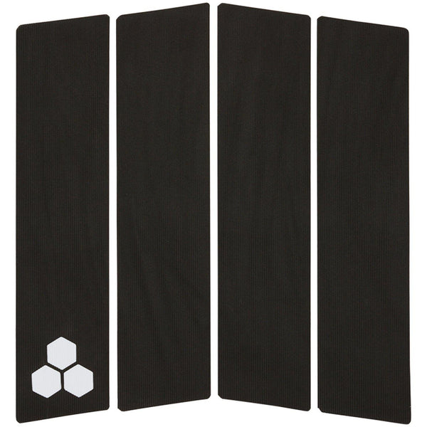 Channel Islands 4 Piece Front Pad - Black-CHANNEL ISLANDS-Anchor Chief