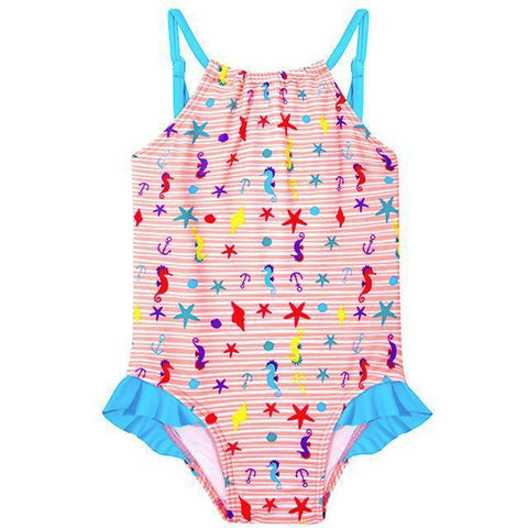 Cupid Girl Frill One Piece-CUPID GIRL-Anchor Chief