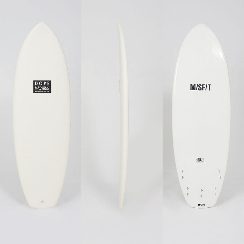 Misfit Softworks - Dope Machine 5'4-MISFIT-Anchor Chief