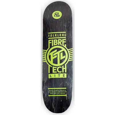 Folklore Fibre Tech Lite Logo Woodstain, Green 8.0-FOLKLORE-Anchor Chief