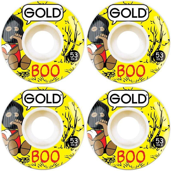 Gold Wheel Gang Boo 53mm-GOLD-Anchor Chief