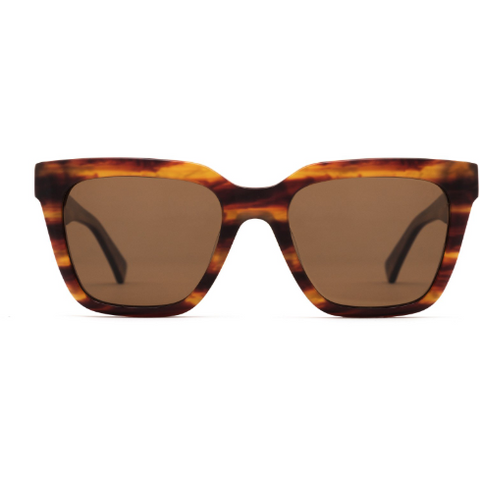 Image of Epokhe Valentine - Tortoise Matte Bronze Polarized-EPOKHE-Anchor Chief