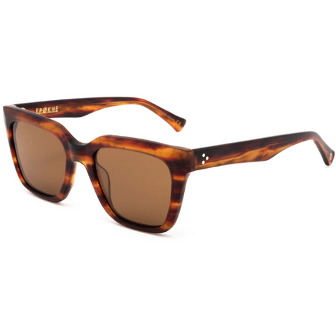 Epokhe Valentine - Tortoise Matte Bronze Polarized-EPOKHE-Anchor Chief
