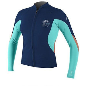 Womens Bahia Full Zip Jacket-ONEILL-Anchor Chief