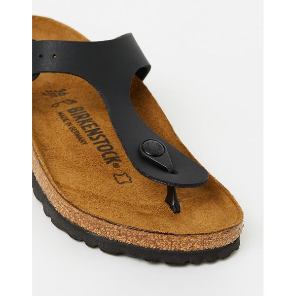 Birkenstock Gizeh BF Narrow - Black-BIRKENSTOCK-Anchor Chief