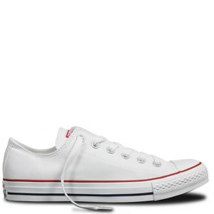 Converse Chuck Taylor Low Top - White-CONVERSE-Anchor Chief