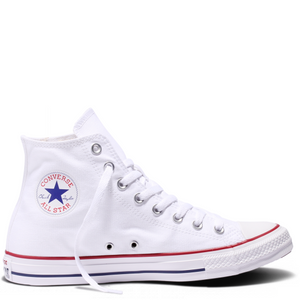 Converse Chuck Taylor Canvas Hi Top - White-CONVERSE-Anchor Chief
