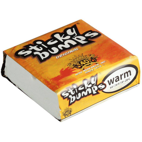 Sticky Bumps Wax - Warm Water-STICKY BUMPS-Anchor Chief
