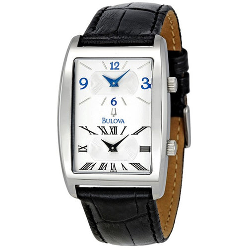 Bulova Dual Analog Watch - Ray's Jewellery