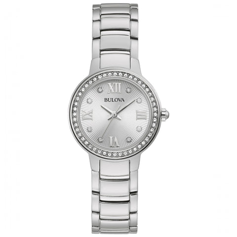 Bulova Crystals Women's Eatch - Ray's Jewellery