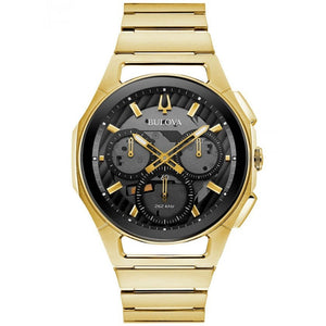 Bulova Curv Chronograph Watch