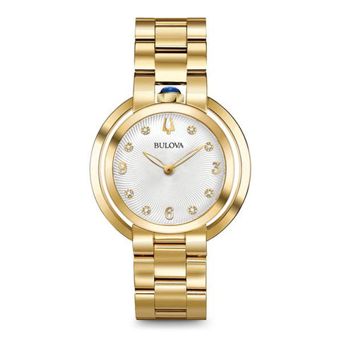 Bulova Women's Rubaiyat Watch - Ray's Jewellery