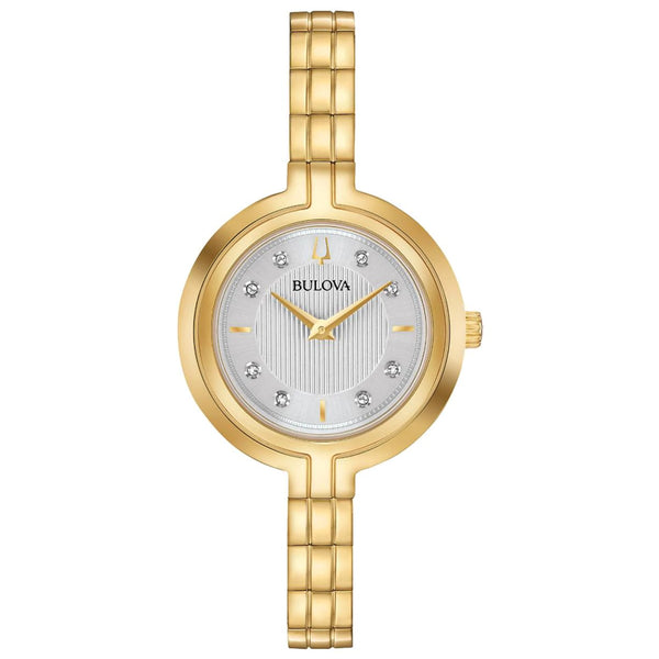 Bulova Diamond Women's Watch - Ray's Jewellery