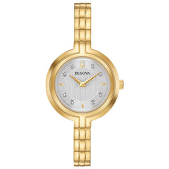 Bulova Diamond Women's Watch