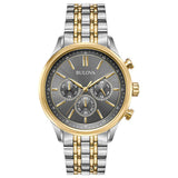 Bulova Curv Chronograph Watch - Ray's Jewellery