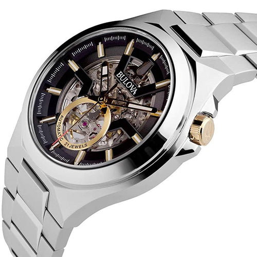 Bulova Maquina Automatic Watch