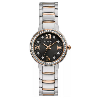 Bulova Crystals Women's Watch - Ray's Jewellery