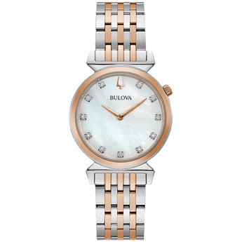 Bulova Classic Diamond Women's Watch - Ray's Jewellery