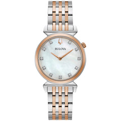 Bulova Classic Diamond Women's Watch